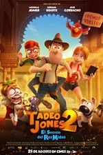 Watch Tad the Lost Explorer and the Secret of King Midas Putlocker