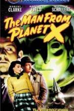 Watch The Man from Planet X Online Putlocker