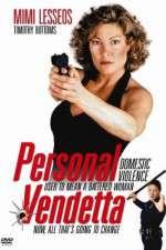 Watch Personal Vendetta Online Putlocker