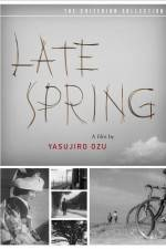 Watch Late Spring Online 123movies