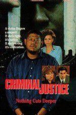 Watch Criminal Justice Putlocker