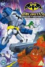 Watch Batman Unlimited: Mech vs. Mutants Online Putlocker