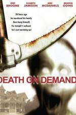 Watch Death on Demand Online Putlocker