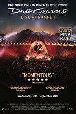 Watch David Gilmour Live at Pompeii Putlocker