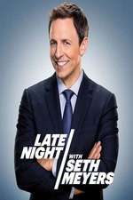 Watch 123movies Late Night with Seth Meyers Online