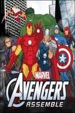 Watch Marvel's Avengers Assemble Online