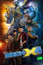 Watch Putlocker Mech-X4 Online