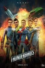 Watch Putlocker Thunderbirds Are Go! Online