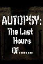 Watch 123movies Autopsy: The Last Hours Of... Online