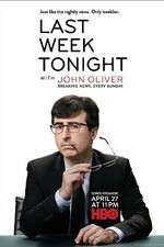 Watch 123movies Last Week Tonight with John Oliver Online