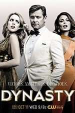 Watch Putlocker Dynasty (2017) Online
