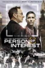 Watch Putlocker Person of Interest Online