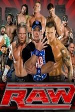 Watch 123movies WWF/WWE Monday Night RAW Online