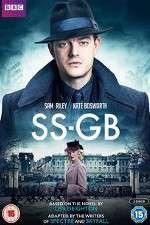 Watch 123movies SS-GB Online