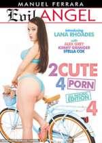 2 cute 4 porn 4 xxx poster