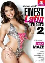 finest latin porn stars 2 xxx poster