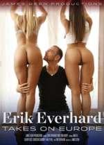 erik everhard takes on europe xxx poster