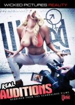 real auditions xxx poster