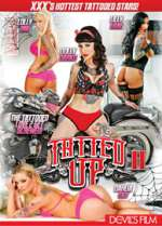 tatted up 2 xxx poster