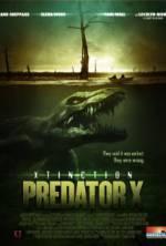 xtinction: predator x aka alligator x  xxx poster