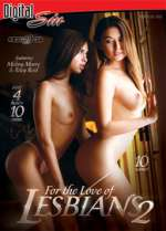 for the love of lesbians 2 xxx poster