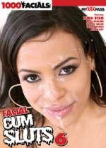 facial cum sluts 6 xxx poster