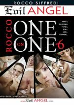 rocco one on one 6 (2016) xxx poster