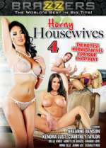 horny housewives 4 cover