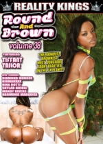 round and brown 38 xxx poster