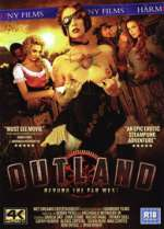 outland 2 : beyond the far east xxx poster