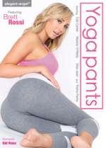 yoga pants xxx poster