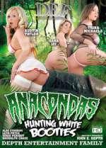 anacondas hunting white booties cover