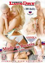 made in russia xxx poster