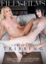the art of tribbing xxx poster