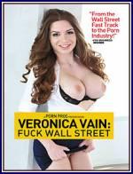 veronica vain: fuck wall street (2015) xxx poster