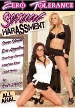 zero tolerance sexual harassment xxx poster