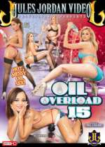 oil overload 15 xxx poster