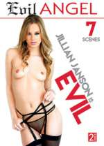 jillian janson is evil xxx poster
