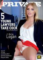 5 young lawyers take cock xxx poster