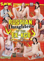 russian daughters of the ex-kgb xxx poster