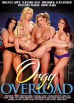 orgy overload xxx poster