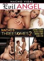nachos threesomes 2 xxx poster