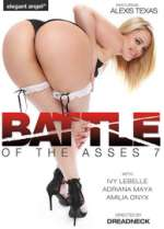 battle of the asses 7 xxx poster