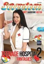 teenage hospital fantasies 2 cover