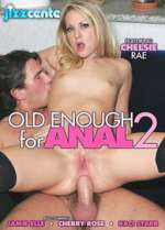 old enough for anal 2 xxx poster