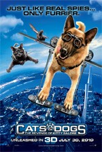घड़ी Cats & Dogs: The Revenge of Kitty Galore 123movies