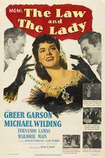 ดู The Law and the Lady 123movies