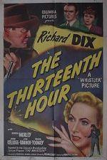 Wite The Thirteenth Hour 123movies